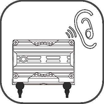 電磁駆動式ダイアフラムポンプの特長 静音