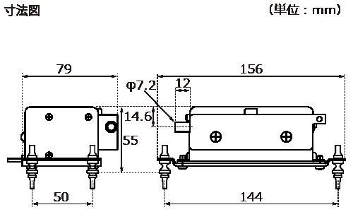 テクノ高槻 エアーポンプ C-3BM 製品画像