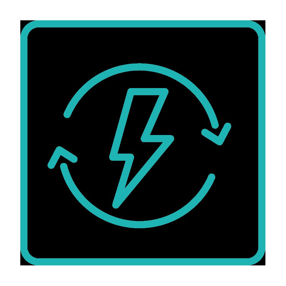 ダイヤフラムポンプの特長 消費電力が低い