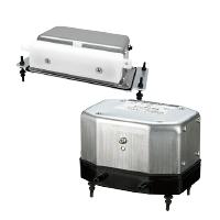 テクノ高槻 小型エアーポンプ ダイヤフラムポンプ Cシリーズエアーポンプの特徴