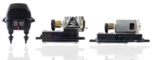 MLMRシリーズエアーポンプの写真